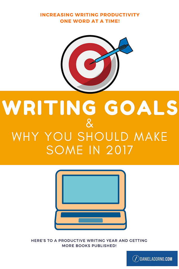 Writing Goals 2017